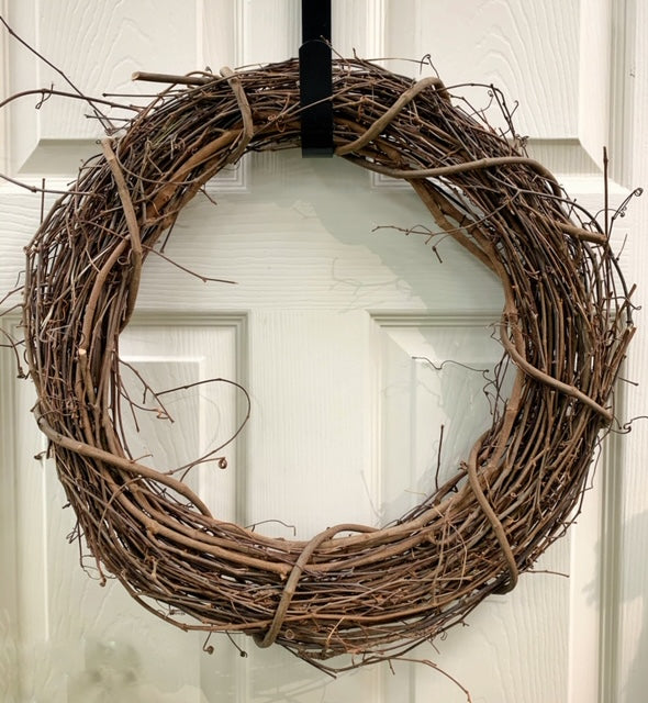 "18"" Grapevine Wreath Frame"
