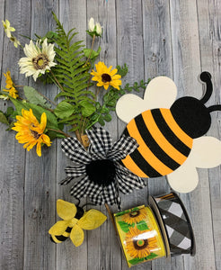 Bumblebee Wreath Accessories *UPDATED*
