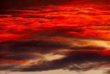 Fire Fine Art Framed