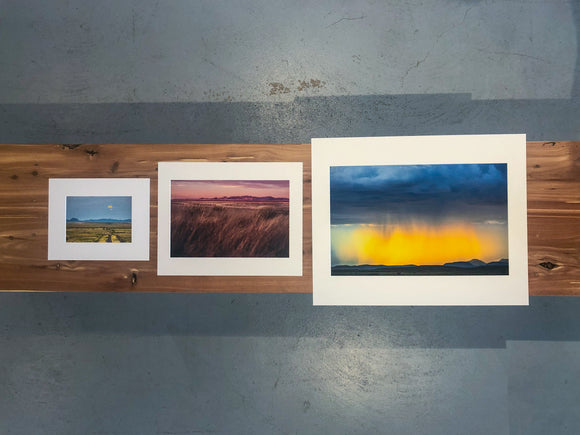 Matted Prints starting at size 5x7