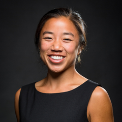 A photo of Lili Gu (She/Her) Director of Digital Storytelling of Inclusive Data
