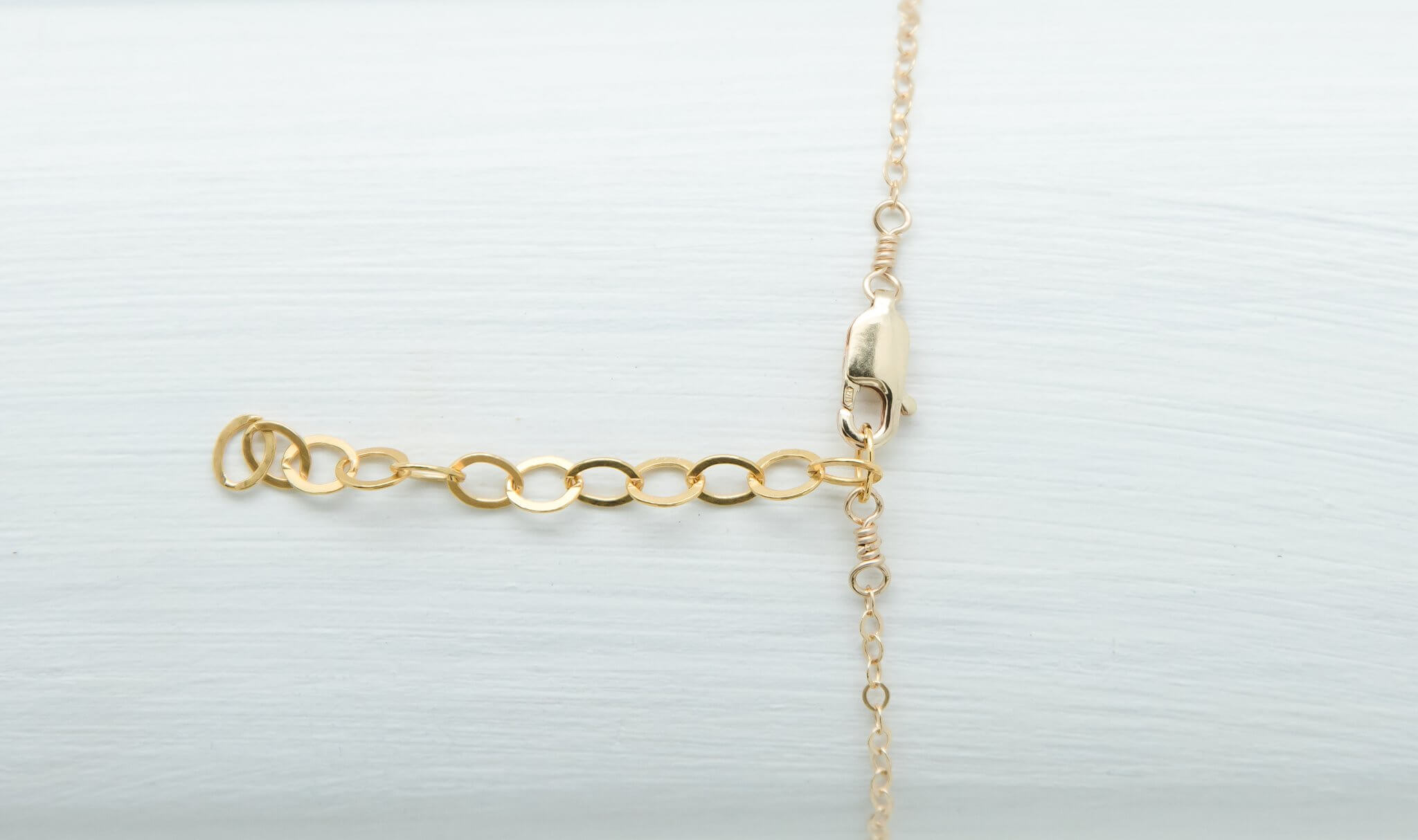 Anna Janelle - The Dainty Goddess Necklace - INGAR
