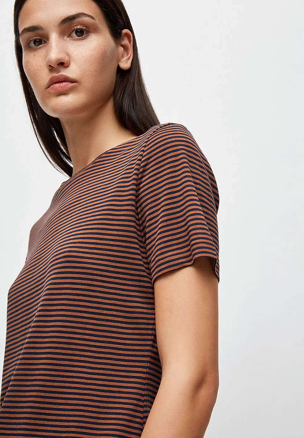 ARMEDANGELS - Lidaa Ring Stripes T-shirt - INGAR