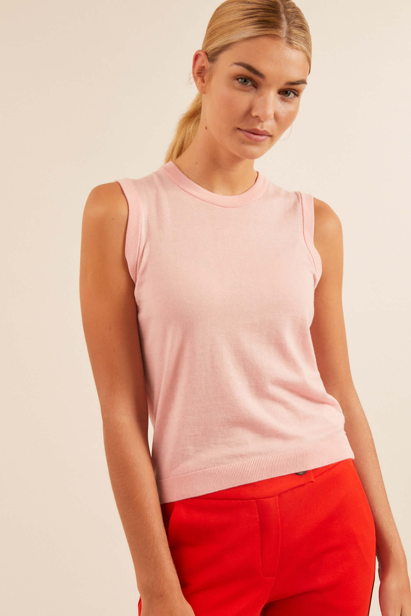 LANIUS - Knit Strick Top - INGAR