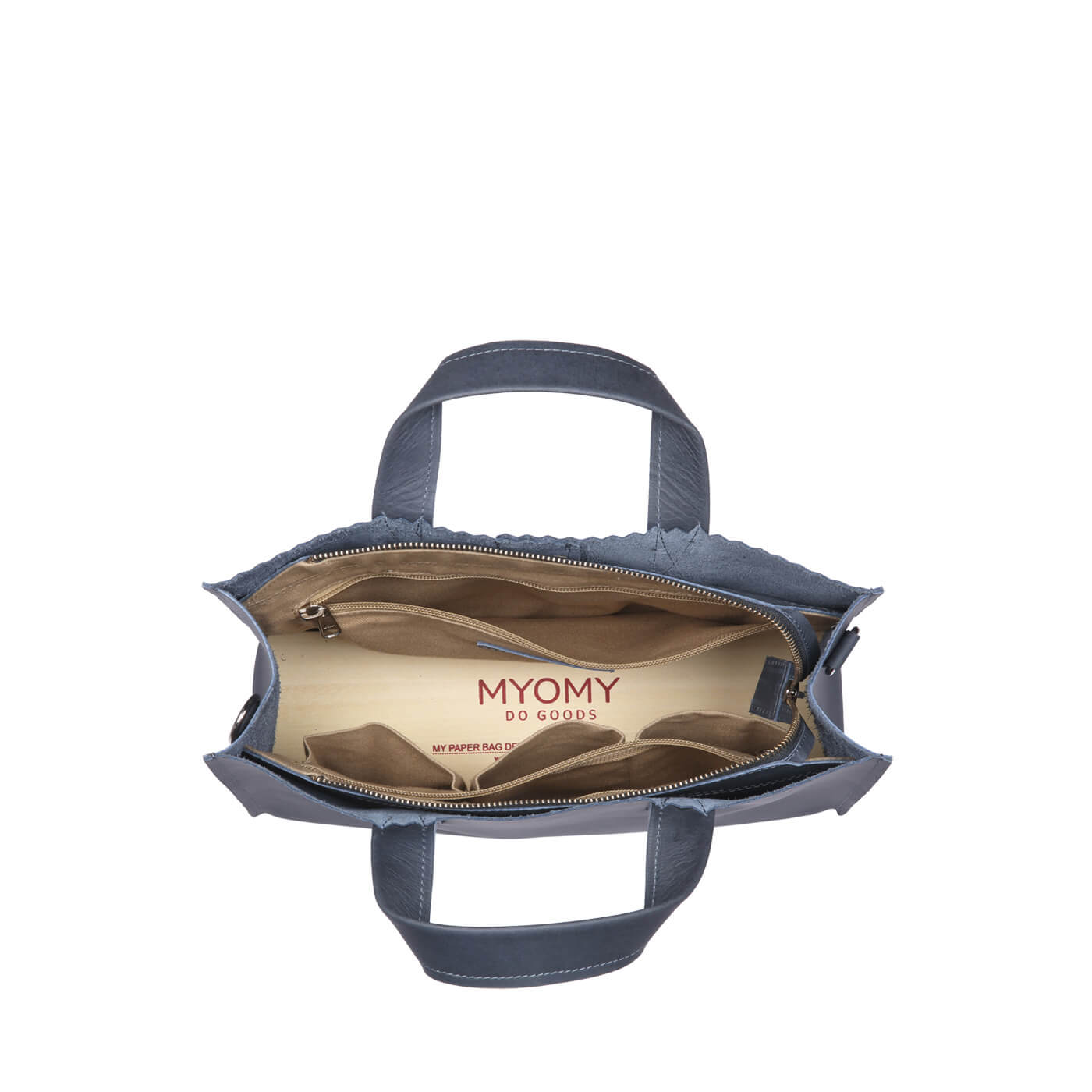 MYOMY - My Paper Handbag cross-body - INGAR