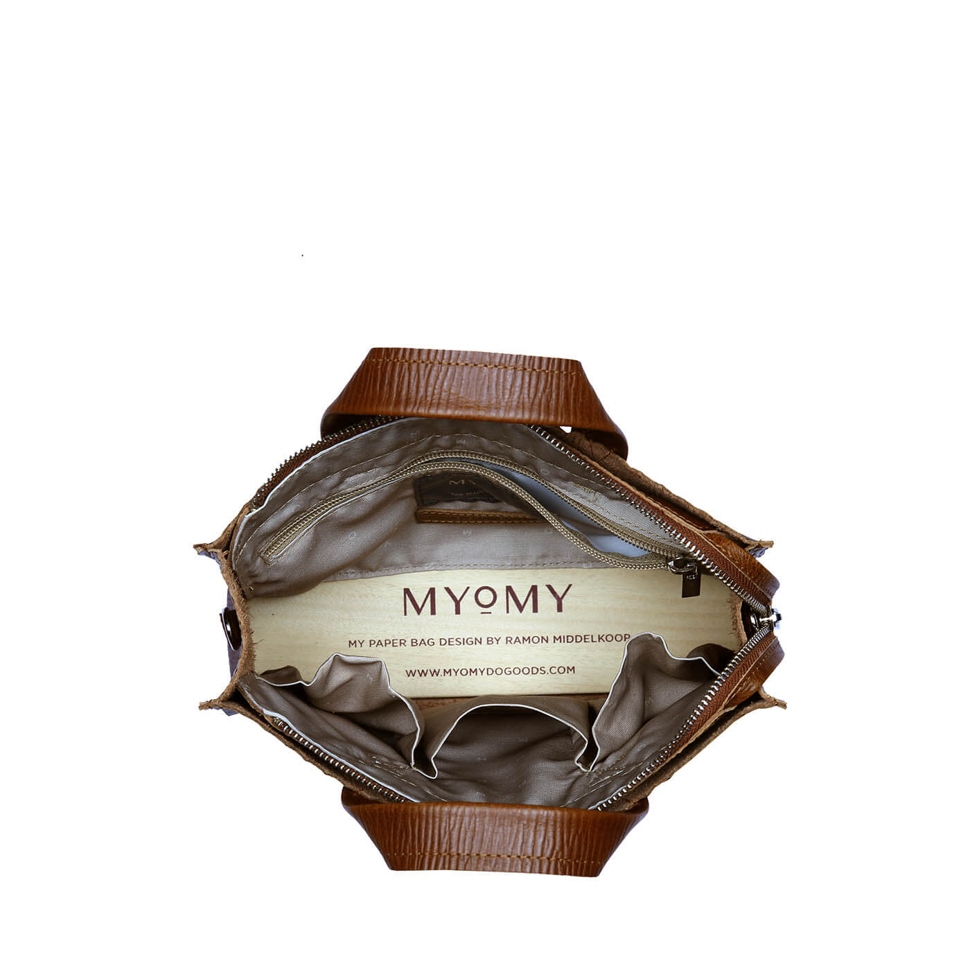 MYOMY - My Paper Bag Mini Handbag Cross-body - INGAR