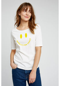 People Tree - Hooray for Today T-shirt - INGAR
