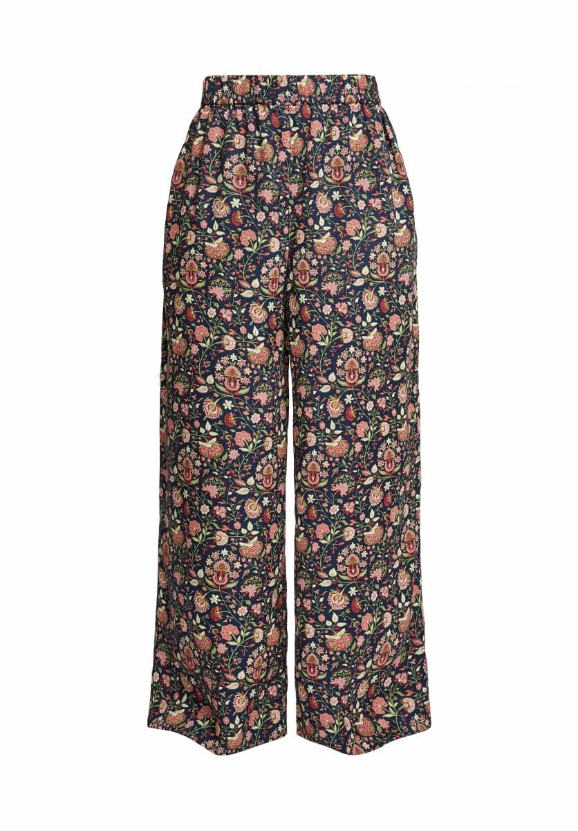 People Tree - V&A Yasmin Print Pants - INGAR