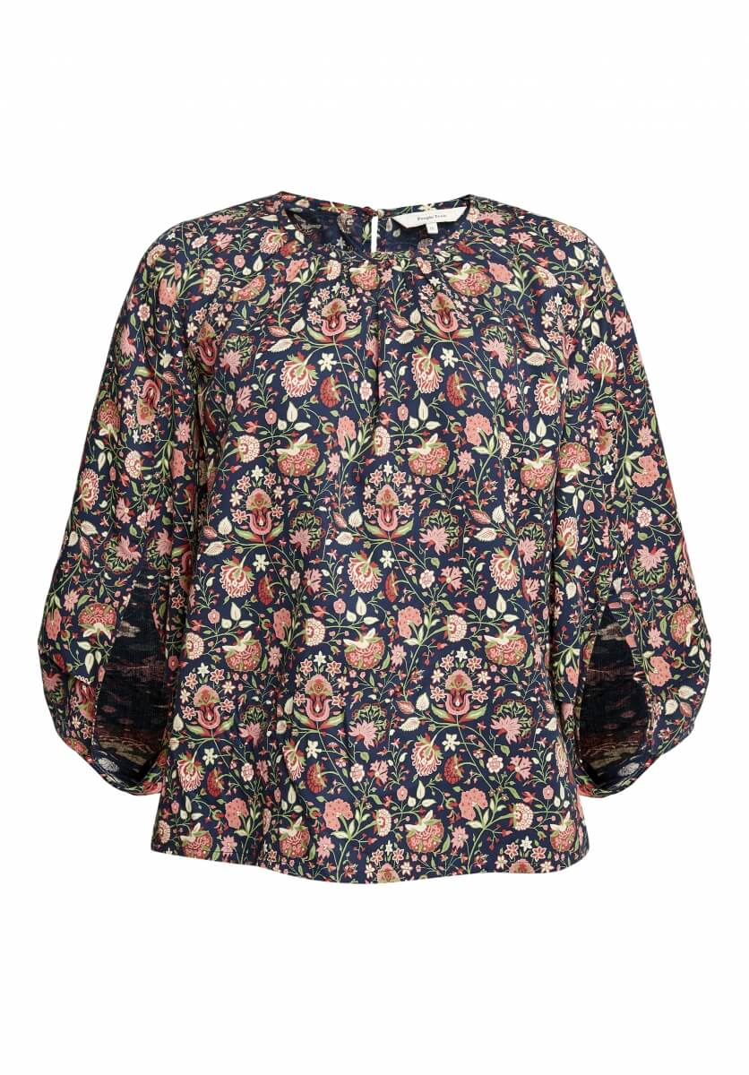 People Tree - V&A Yasmin Print Top - INGAR