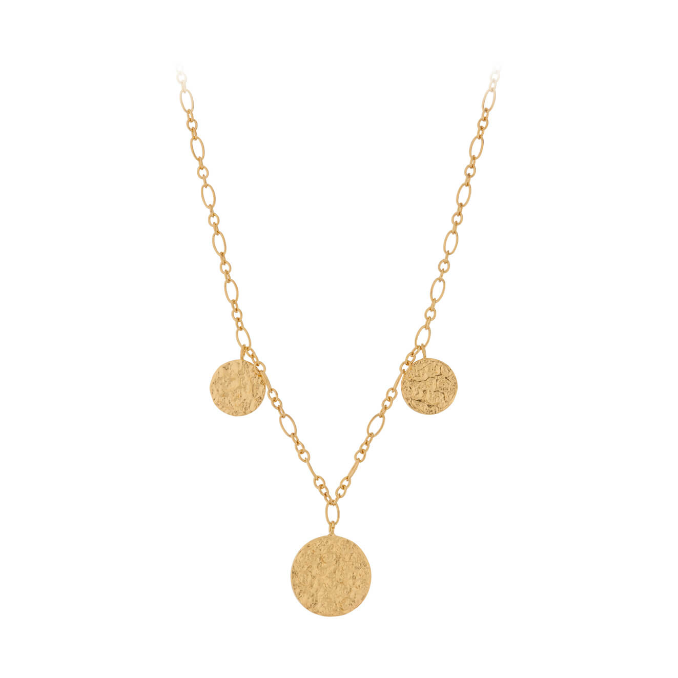Pernille Corydon Jewellery - New Moon Necklace - INGAR