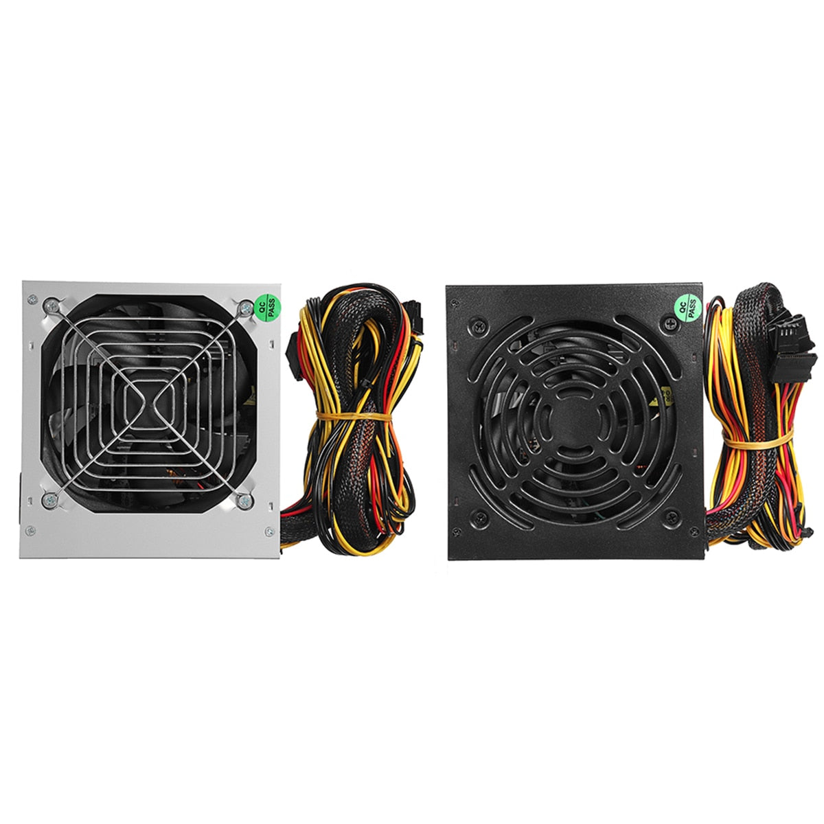 Max 1000W ATX Power Supply Quiet Fan For Intel AMD PC PSU PC Computer Miner