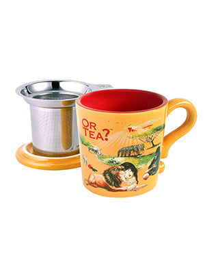Or Tea - Teetasse mit Sieb