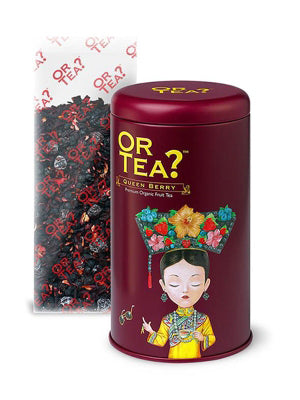 Or Tea Queen Berry Bio Früchtetee Inhalt 100 g