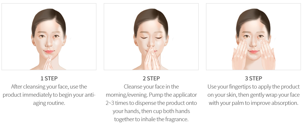 how to use sulwhasoo first activating serum | K-Beauty Blossom USA