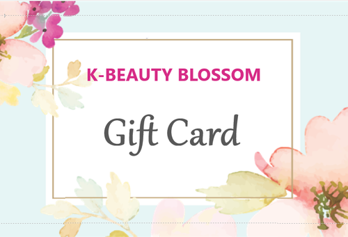 K-Beauty Blossom Gift Card USA