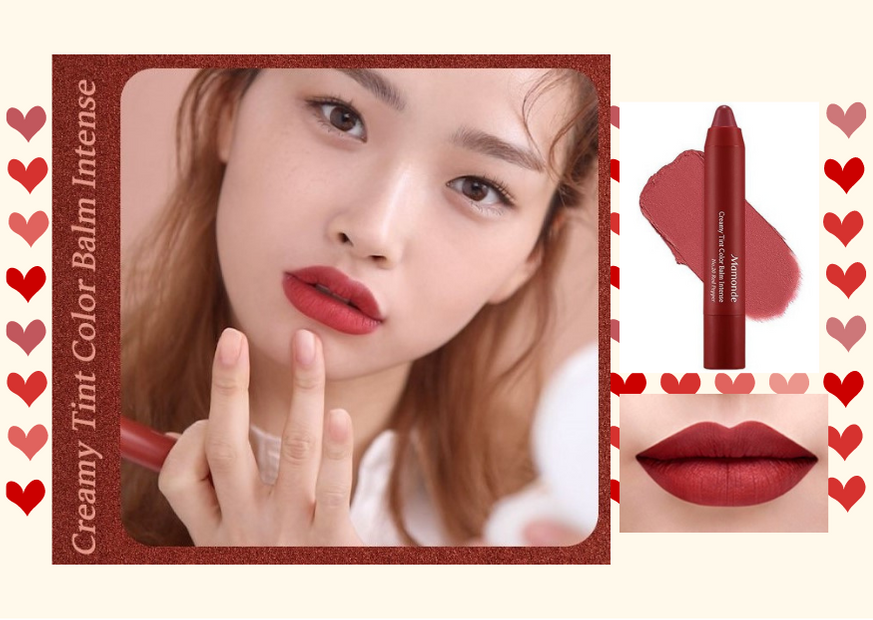 Yours with $45 product purchase : Free Lip Crayon | K-Beauty Blossom USA