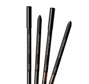 brown and black waterproof eyeliners
