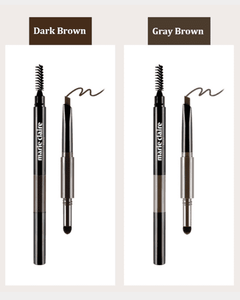 Marie Claire 3 IN 1 eyebrow pencil colors