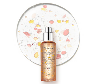 Formula of Mamonde Vital Vitamin Essence | K-Beauty Blossom USA