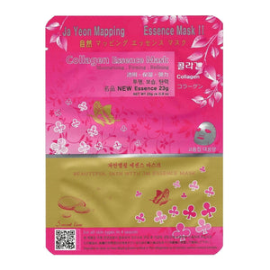 Ja Yeon Mapping 8 Pack Combo set, Sheet Mask, K-Beauty Blossom, [variant_title]