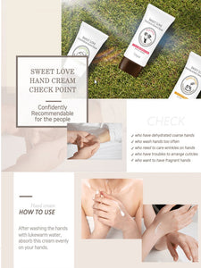 IMYSS Sweet Love Manuka Honey Hand Cream