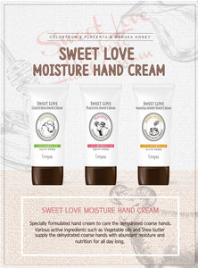 IMYSS Sweet Love Placenta Hand Cream