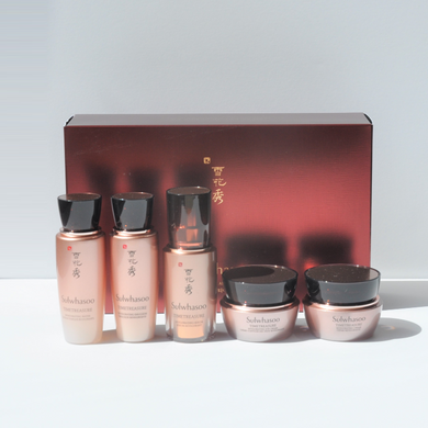 SULWHASOO Timetreasure 5 item trial set | K-Beauty Blossom