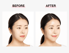 Load image into Gallery viewer, mamonde red energy recovery serum before and after picture
