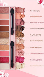 Colors of ETUDE HOUSE Play Color Eyes Cherry Blossom | K-Beauty Blossom USA
