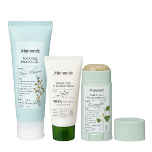 MAMONDE Pore Cleansing KIt | K-Beauty Blossom USA