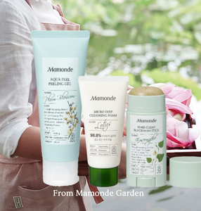 mamonde deep pore cleansing kit | K-Beauty Blossom USA