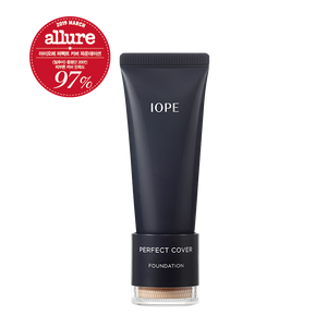 Allure Best IOPE perfect cover foundation | K-Beauty Blossom USA