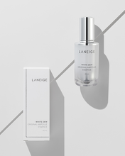 Load image into Gallery viewer, A product shot of LANEIGE WHITE DEW ORIGINAL AMPOULE ESSENCE