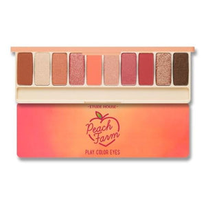 ETUDE HOUSE Play Color Eyes Peach Farm K-Beauty Blossom USA