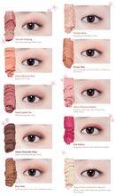 Load image into Gallery viewer, Colors of ETUDE HOUSE Play Color Eyes Cherry Blossom | K-Beauty Blossom USA