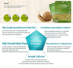 Benefits of Ja Yeon Mapping Essence Mask