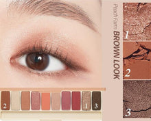 Load image into Gallery viewer, makeup tip of ETUDE HOUSE Play Color Eyes Peach Farm K-Beauty Blossom USA