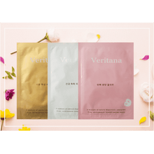 Load image into Gallery viewer, Veritana face mask set | K-Beauty Blossom