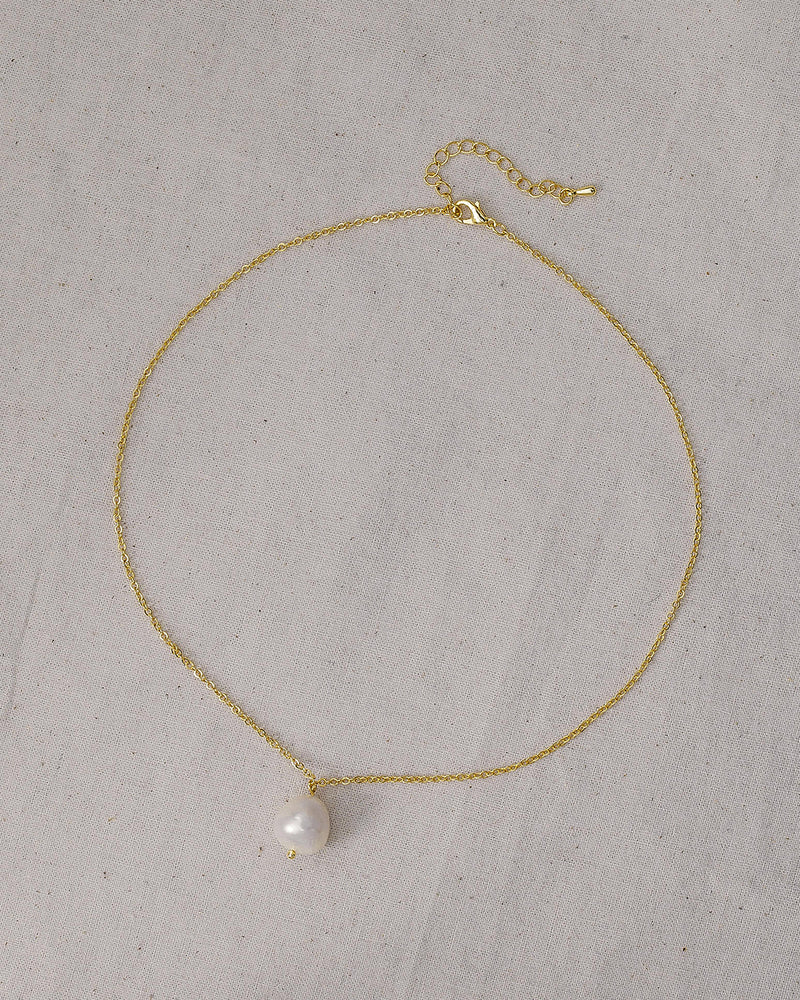 Lindsey Pearl Necklace