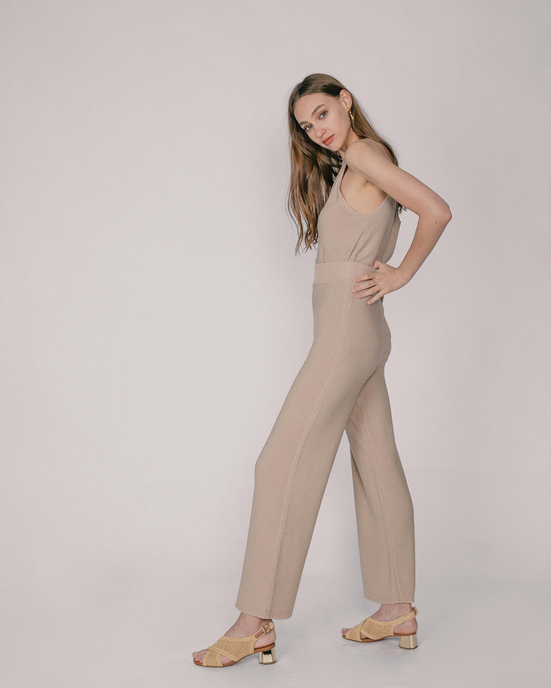 Sand Knit Lounge Pants