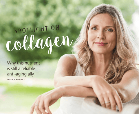 Spotlight on Collagen - Why this nutrient is still a reliable anti-aging ally