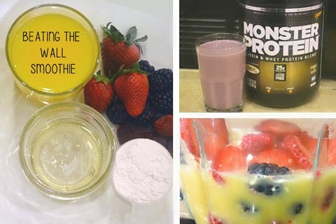 Welcome Spring With Monster Protein Smoothie Recipes