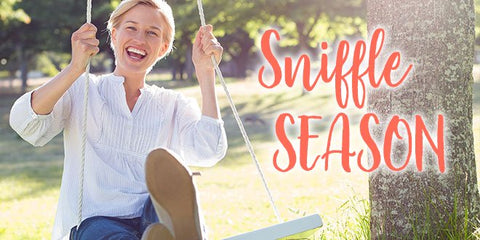 It's sniffle season -- Use these tips to help reduce the symptoms of seasonal allergies.