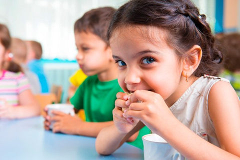 Back to School: Brain Boosting Foods for Kids