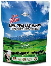 Grass Fed Whey Protein Udder Bliss