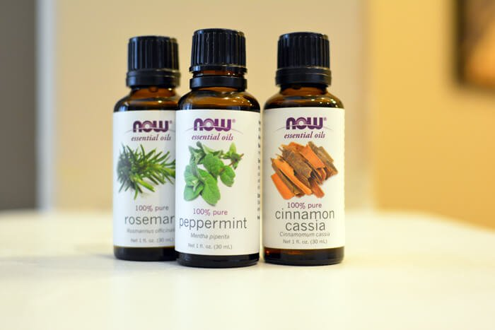 Peppermint Oil Rosemary Cinnamon Diffuser