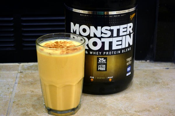 Monster Protein Smoothie