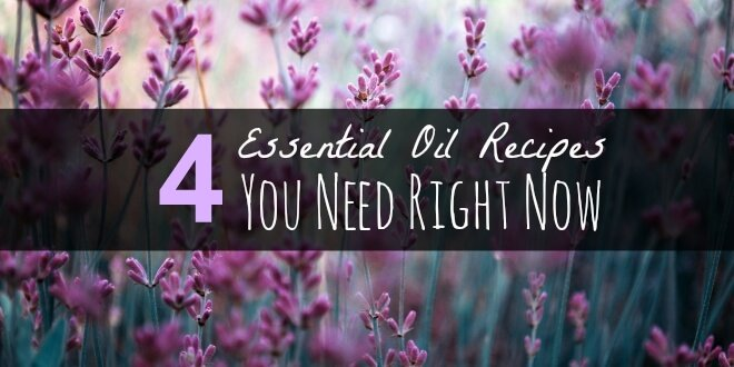 essential oils aromatherapy