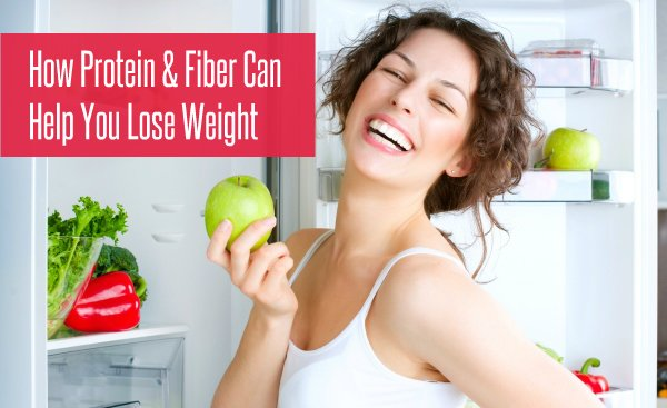 Protein and Fiber for Weight Loss