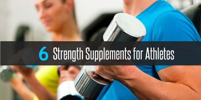 muscle strength supplements for athletes